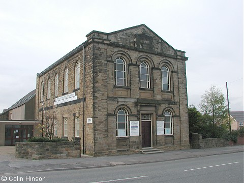 The Methodist Church, Lofthouse
