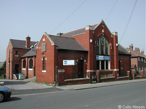 The former Congregational Church, Maltby