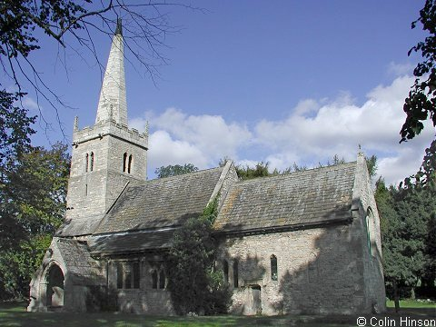 St. Helen's Church, Marr