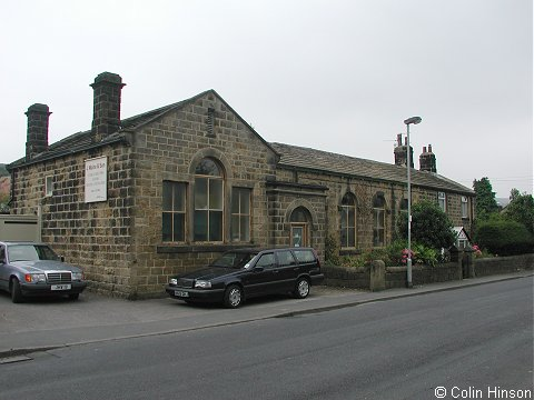 The former Wesleyan Methodist Sunday School, Menston