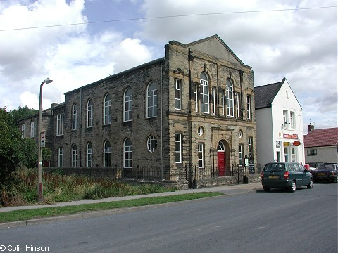 The Methodist Chapel, Mickletown