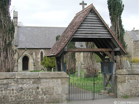 The Church of St. John the Evangelist, Mickley