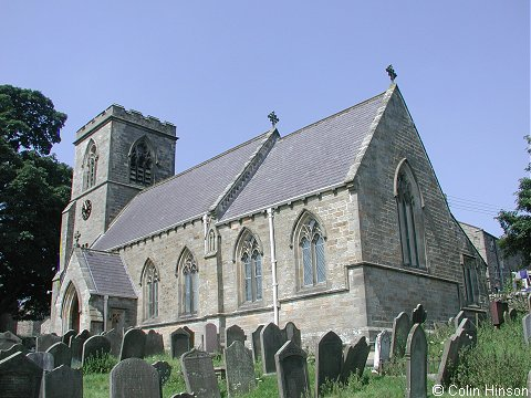 St. Chad's Church, Middlesmoor