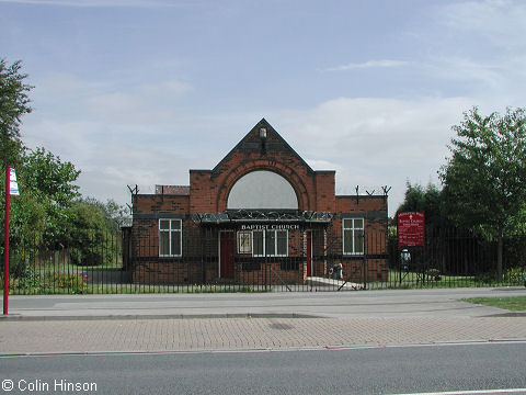 Middleton Park Baptist Church, Middleton