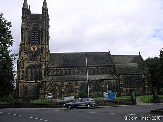 St. Mary's Church, Mirfield