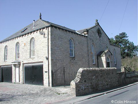 Ex Wesleyan Chapel (now a private dwelling), Monk Fryston