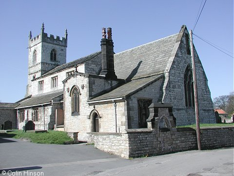 St. Wilfrid's Church, Monk Fryston
