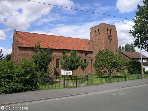 St. Wilfrith's Church, Moorends