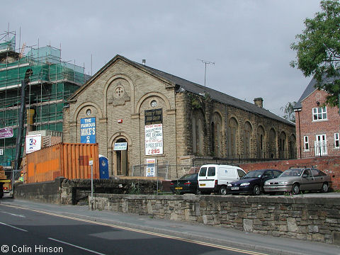 The former Primitive Methodist Church, Morley