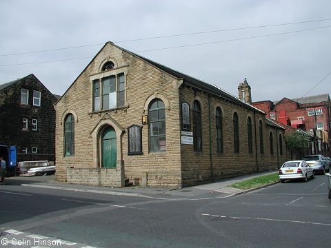 St. Mary's Congregational Mission Hall, Morley