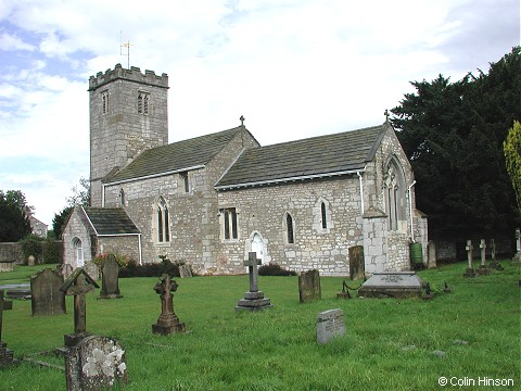 St. Andrew's Church, Newton Kyme