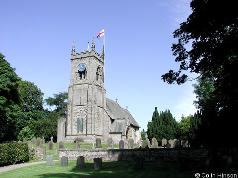 St. Paul & St.Margaret's Church, Nidd