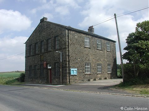 The Slack Lane Baptist Church, Oakworth