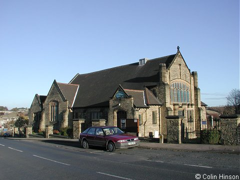 St. John's Methodist Church, Low Common