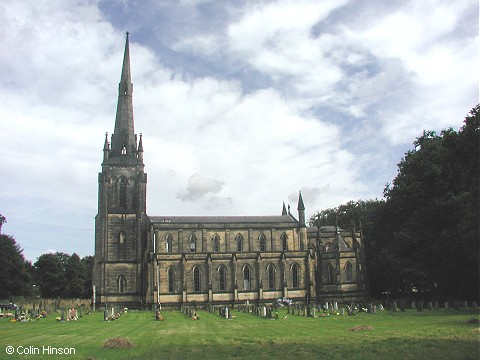 The Church of St. John the Evangelist, Oulton