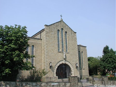 The Roman Catholic Church, Ovenden