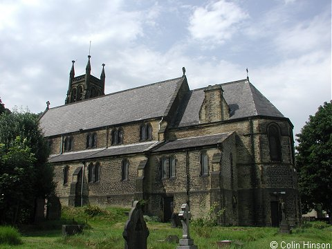 St George's Church, Ovenden