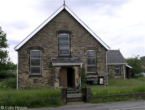 The Methodist Church, Pilley