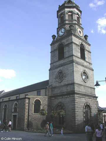 St. Giles' Church (new), Pontefract