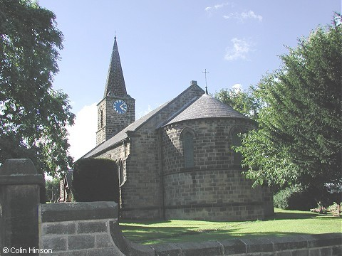 St. Wilfrid's Church, Pool