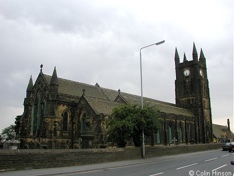 Holy Trinity Church, Queensbury