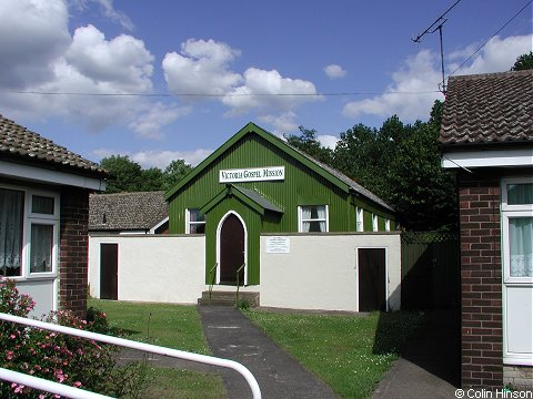 The Victoria Gospel Mission Church, Rawmarsh