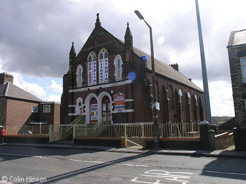 The former Wesleyan Methodist Church of St. Matthew, Royston
