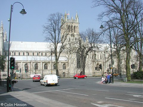 Selby Abbey, Selby