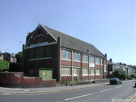 The United Church of Jesus Christ (Apostolic), Sheffield Park