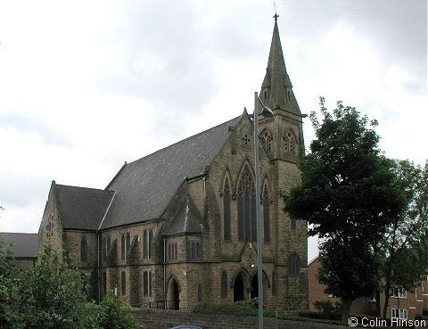 The 7th Day Adventists' Church, Burngreave