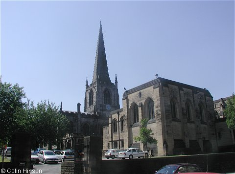 St. Peter's Cathedral Church, Sheffield