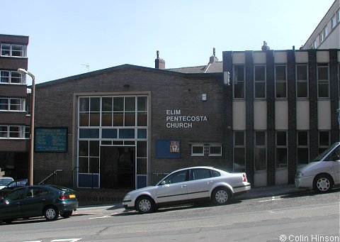The Elim Pentecostal Church, Sheffield
