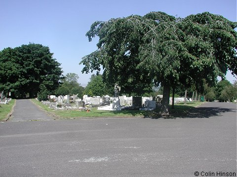 Block R, City Road Cemetery