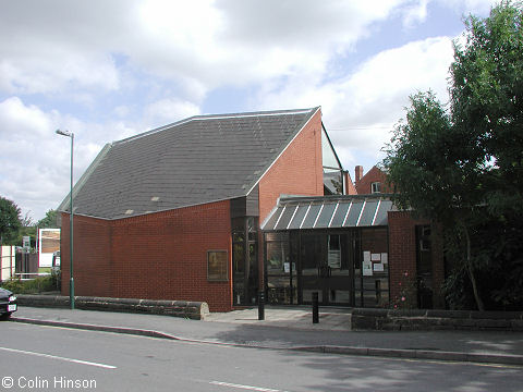 The Church of Christ in Darnall, Darnall