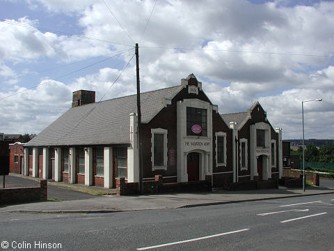 The Salvation Army, Darnall