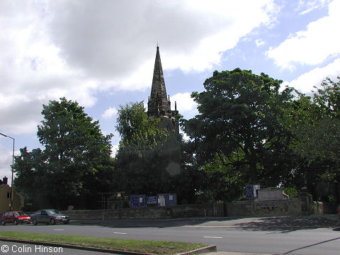 St. Mary's Church, Handsworth