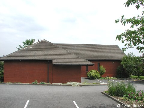 The Kingdom Hall of Jehovah's Witnesses, Sheffield