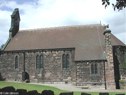 St. Peter's Church, Sicklinghall