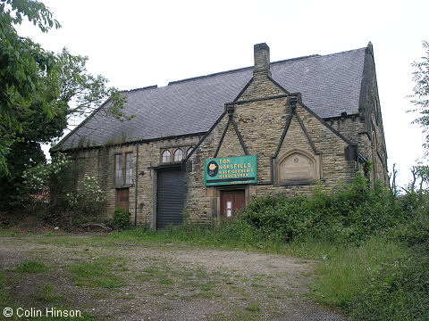 The former Primitive Methodist Chapel, Silkstone