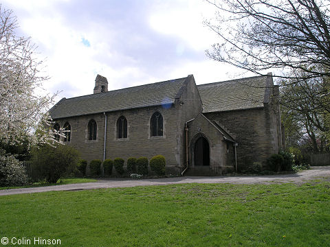St. Aidan's Church, Skelmanthorpe