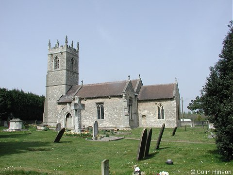 St. Winifred's Church, Stainton