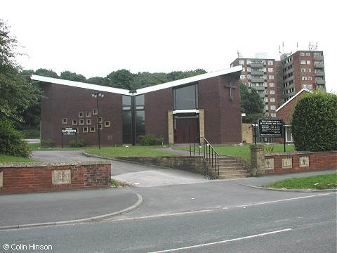 St. Gregory's Roman Catholic Church, Swarcliffe