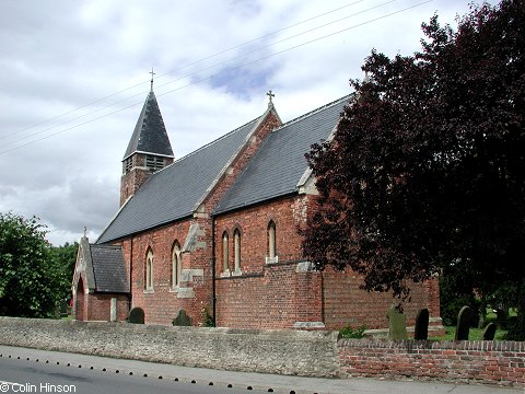 Holy Trinity Church, Sykehouse