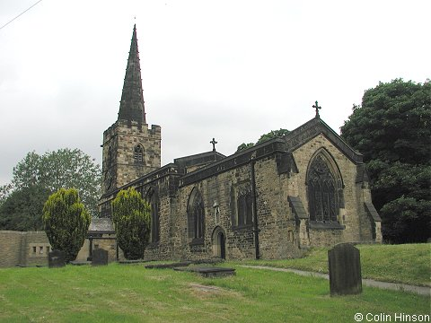 St. Leonard's Church, Thrybergh