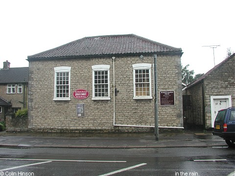 The Evangelical Church, Tickhill