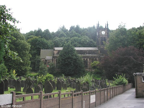 Christ Church (now disused), Todmorden