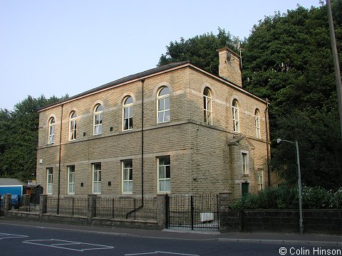 The former Wesleyan Methodist Chapel, Shade