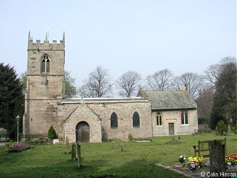 The Church of St. Peter and St. Paul, Todwick