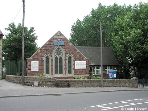 The Baptist Church, Treeton