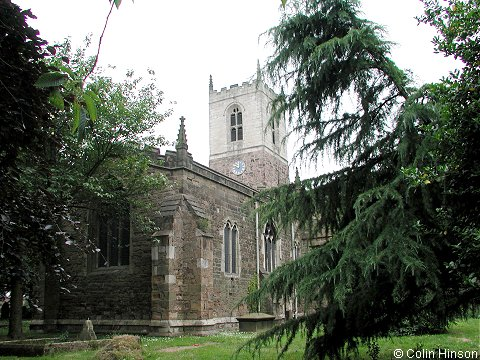 St. Helen's Church, Treeton